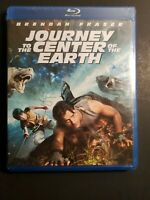 Journey to the Center of the Earth (Blu-ray, 2008) Brendan Fraser SEALED