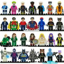 Super Heroes Toy Marvel X-men Wolverine Cyclops Deadpool Phoenix Minifigures
