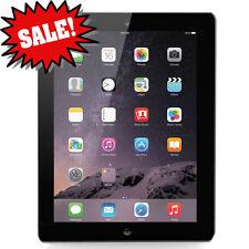 NEW Apple iPad 4th Gen 32GB - Black (MD511LL/A) A1458  + 30 Day Warranty ~~ SALE