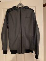 mens adidas reversible jacket Small