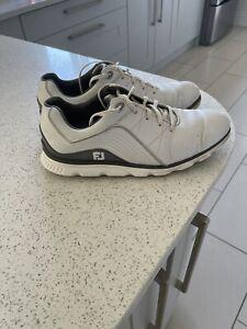 Mens FJ Golf Shoes 8