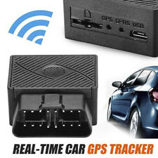 Car GPS Locator Anti-theft Tracker Car OBD Real Time Locator With SOS AlarmT