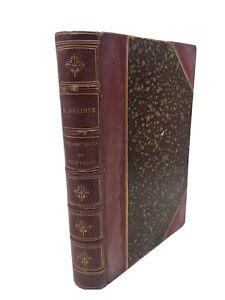 Mérimée (Ernest)  Essai sur la vie et les oeuvres de Francisco de Quevedo 1886