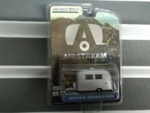 GREEN LIGHT AIRSTREAM BAMBI SILVER MODEL BOXED 1.64 SCALE LIMITED