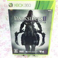 USED Xbox 360 Darksiders II 70581 JAPAN IMPORT