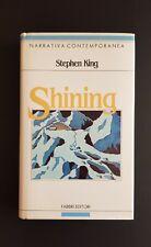 Stephen King - SHINING. Copia Rara FABBRI EDITORE. 1992