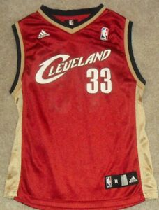 Shaquille O'Neal Cleveland Cavaliers Adidas Kids Youth Jersey sz. Large New NBA