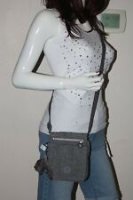 NWT Kipling El Dorado Mini Crossbody Organizer Shoulder Nylon Bag Choose Colors