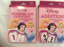 Disney Learning Card Games & Addition& Numbers And Counting