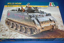 Italeri 6533 - M113 ACAV  scala 1/35