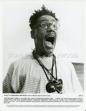 GIANCARLO ESPOSITO SPIKE LEE  DO THE RIGHT THING 1989 VINTAGE PHOTO ORIGINAL