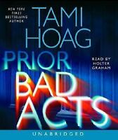 Prior Bad Acts (10 CD Set) Tami Hoag Audiobook Audio Novel