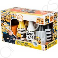 Despicable Me 3 Minions Bowling Skittles Gift Set Kids Childrens Toy