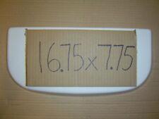 16.75 x 7.75 Kohler STERLING toilet tank lid 404515 7872 84537 4515 7442 WHITE