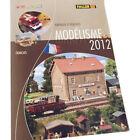 Catalog FALLER Modelisme 2012 Libro IN French Language Modeling Rail