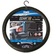 Genuine Sumex Branded PVC Soft Grip Van Steering Wheel Sleeve Cover - Black #30