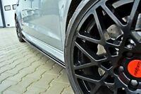 Sides For Audi RS3 8V 15+ SIDE SKIRTS SIDESKIRTS BLADE SILL COVERS S-Line 8VA