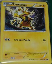 Electabuzz # 42/122 XY Breakpoint Set Pokemon Trading Cards Break Point MINT