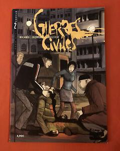 Civil Wars Episode 2 / June 2006 Cube 32 Very Good Condition Comics Soft