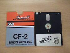 Zx spectrum disk +3 disk Codemasters 4 soccer rare version, (not Amstrad, msx)