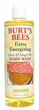 Burt's Bees Citrus & Ginger Root Body Wash 12 fl oz.
