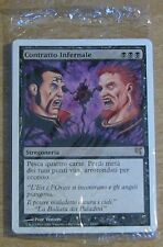 MtG 2^ USCITA DI 12 CARTE Set PEGASO HACHETTE exclusive logo FACTORY SEALED