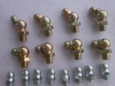 "SELECTION OF 1/4"" UNF GREASE NIPPLES"
