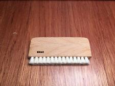 HK68 Wood Goats Hair Wet Vinyl Record Cleaning Brush (1CM)