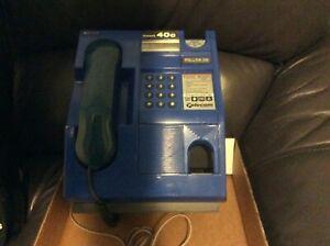 Telstra blue payphone