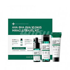 Some By Mi AHA. BHA. PHA 30 Days Miracle Travel Kit Edition 1Pack 3items