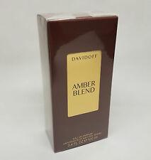 30%OFF Original Davidoff Amber Blend EAU DE PARFUM EDP 100ml NEW perfume U