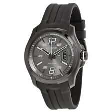 Citizen Stainless Steel Case Plastic Band Wristwatches