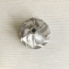 RHF55 43.40/56.03mm 6+6 blades Turbo billet compressor wheel
