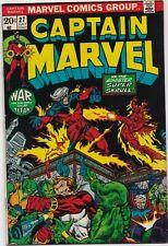 Captain Marvel #27  7.0  3rd Thanos