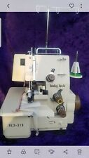 Baby Lock Overlock Sewing Machine Model BL3-318 Excellent Condition