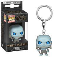 Funko - POP Keychains: Game Of Thrones S10 - White Walker Brand New In Box
