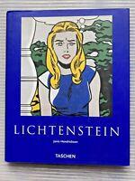 ROY LICHTENSTEIN:  By Janis Hendrickson -, Taschen