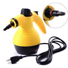 1050W Multi Purpose Portable Steamer Handheld Steam Cleaner W/Attachments