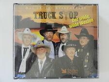 3 CD BOX Truck Stop Der wilde wilde Westen Das große Starporträt