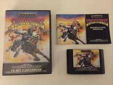 Sega Mega Drive Spiel Sunsetriders CIB / OVP Sammlungsauflösung