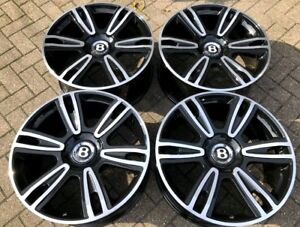 Bentley Continental Speed Mulliner Rims Alloy Wheels 21