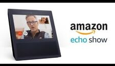 Introducing New Amazon Echo Show Smart Home Assistant Black New And Sealed