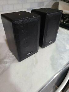 KLH 970A Stereo Speakers indoor/ outdoor