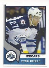 2012-13 St. John's IceCaps (AHL) Will O'Neill (Wilkes-Barre/Scranton Penguins)