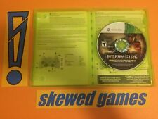 Heavy Fire Shattered Spear - XBox 360 Microsoft