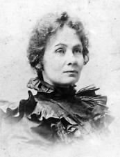 Photo. ca 1886. Women's Suffrage - Emmeline Pankhurst
