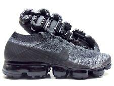 9e3e992d9608 Nike Air Vapormax Flyknit Oreo Running Shoes Womens Sz 12 Black White Mens  10.5