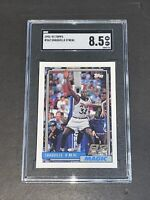 1992 Topps Shaquille O'Neal SGC 8.5 Newly Graded RC UNDERGRADED Rookie