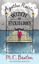 Agatha Raisin and the Witch of Wyckhadden,M.C. Beaton- 9781849011426