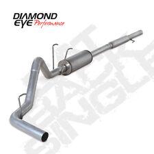 "Diamond Eye 3"" SS Cat Back Single Exhuast 06-08 Dodge Ram 1500 5.7L Hemi"